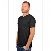 Alan Red T-Shirt Vermont Black