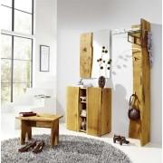 Astor Wohnideen Garderobenkombination Woodline 6 Eiche - Astor