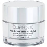 Clinique Clinique Smart creme hidratante de noite antirrugas para pele seca a muito seca 30 ml