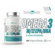 Natural Health - Omega 3 - 100 softgels