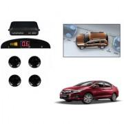 Kunjzone Car Parking Sensor For Honda City