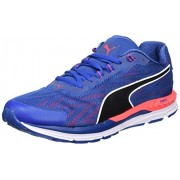 Puma Men's Speed 600 Ignite 2 True Blue, Bright Plasma and Black Running Shoes - 8 UK/India (42 EU)