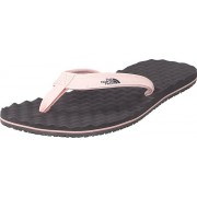 The North Face Women's Base Camp Mini Rabbit Grey/pink Salt, Skor, Sandaler & Tofflor, Flip Flops, Grå, Dam, 40