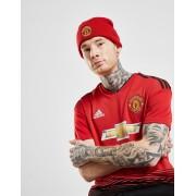 New Era Manchester United FC Basic Cuff Beanie Hat - Rood - Heren