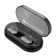 ORICO SOUNDPLUS M8-GY-BP TWS Mini Wireless Bluetooth Earphone HiFi Stereo Earbud with Charging Box