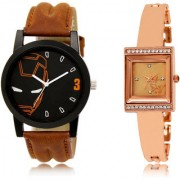 The Shopoholic Black Rose Gold Combo Best Combo Pack Black And Rose Gold Dial Analog Watch For Boys And Girls Watches For Girls Stylish