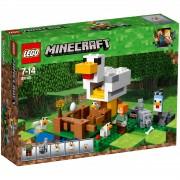 Lego Minecraft: Het kippenhok (21140)