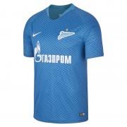 2018/19 FC Zenit Stadium Home Herren-Fußballtrikot - Blau