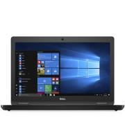 Dell Latitude 5580, 15.6'' 1920 x 1080 Anti-Glare, Core i7-7820HQ (QuadCore, 2.90Gz, 8MB cache), 8GB DDR4, 256GB m.2 SSD, GeForce 940MX 2GB, 4-cell, vPro, Wireless-AC 8265 Wi-Fi + BT 4.2, Ubuntu, US Backlit KBD, 3Y NBD