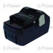2-Power Verktygsbatteri 18V 4000mAh