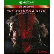 Metal Gear Solid V: The Phantom Pain Day 1 Edition + Bonus, за XBOX One