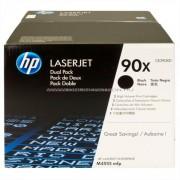 HP CE390XD Toner Bk 24k No.90X Eredeti HP kellékanyag cikkszám: CE390XD