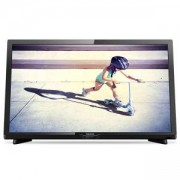 Телевизор Philips 22 LED TV, Full HD, 200 PPI,12V, Digital Crystal Clear, DVB-T2/C/S3, 22PFS4232/12
