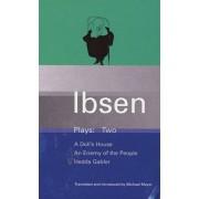 Ibsen Plays, Paperback/Henrik Ibsen