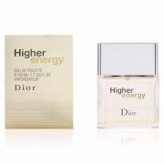 Christian Dior HIGHER ENERGY eau de toilette vaporizador 50 ml
