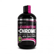 L-Carnitine + Chrome 500ml