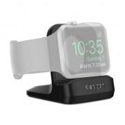 Spigen Table de nuit Spigen S350 pour Apple Watch 38mm 42mm - Noir