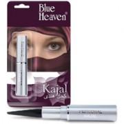 Blue Heaven Personal Kajal Set of 3 pcs. 1.5 g (Black)