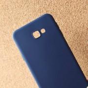 Силиконов калъф за Samsung J4 Plus J415 гръб син Lux
