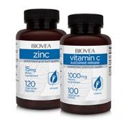 ZINC + VITAMIN C VALUE PACK