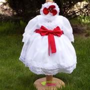 Rochiță Botez Charming Lady - 4 piese