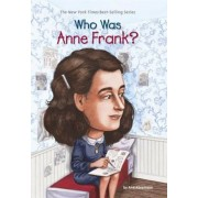 Who Was Anne Frank?, Paperback