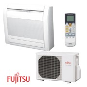 Инверторен климатик Fujitsu AGYG12LVCA / AOYG12LVCA - подово тяло