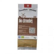 Greenmark bio fűszer citromhéj őrölt 10 g