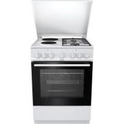 Комбинирана готварска печка на ток и газ Gorenje K6241WF