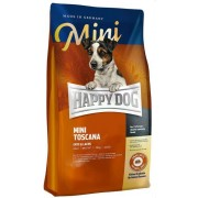 Hrana uscata caini - Happy Dog Supreme - Mini - Toscana - 4 kg