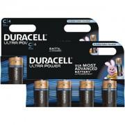 Duracell Ultra Power storlek C Pack av 8 (BUN0078A)