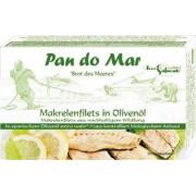 Pan Do Mar Makrélafilé Bio Olívaolajban