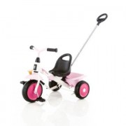 Kettler Dreirad Happytrike Princess 0T03035-0010 - rosa / pink