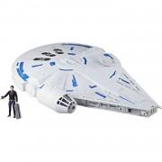 Disney Star Wars actievoertuig met Han Solo 24 x 24 cm