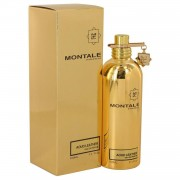 Montale Aoud Leather by Montale Eau De Parfum Spray (Unisex) 3.4 oz