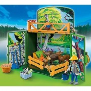 Playmobil Secret Forest Animals Play Box
