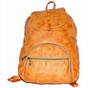Ossum Casual Attractive Stylish College Backpacks/Sling Bag/Side Bag 8 L Backpack(Tan)