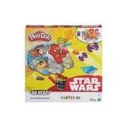 Play Doh Star Wars Millenium Falcon B0002 - Hasbro