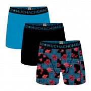 Muchachomalo boxershorts Against the stream 3-pack