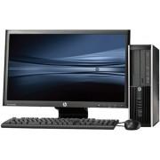 HP Pro 6300 SFF - Intel Core i5 - 4GB - 500GB HDD + 24'' Widescreen LCD