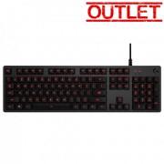 LOGITECH Gejmerska tastatura G413 CARBON (Crna) 920-008310 OUTLET