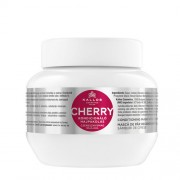 Kallos Jemná hydratační maska na vlasy s třešní a vitamíny (Conditioning Cherry Hair Mask) 275 ml