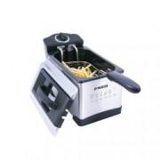 Friteuza NEO DF-PR25E 1400W 2.5L Termostat reglabil Inox