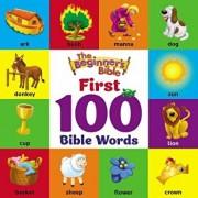 The Beginner's Bible First 100 Bible Words, Hardcover/Zondervan