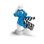 Schleich Smurf With Clapperboard 20710