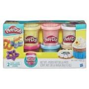 Set Play-Doh Confetti Compound Collection Craft 6pcs