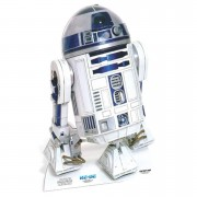 Star Cut Outs Star Wars R2-D2 Cut Out