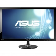 "Monitor LED ASUS VS248HR 24"", 1ms, black"
