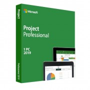 Microsoft Project 2019 Professional Multilenguaje
