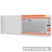 EPSON Orange Inkjet Cartridge for Stylus Pro 7900/ 9900, 700ml (C13T636A00)